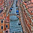 Venice Canal by wilkor