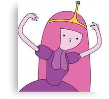 Princess Bubblegum Canvas Print