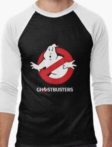 Ghostbusters Men's Baseball ¾ T-Shirt