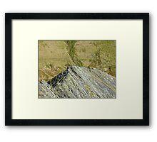 Sharp Edge Blencathra Framed Print