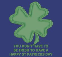 shamrock t for non-irish by dedmanshootn