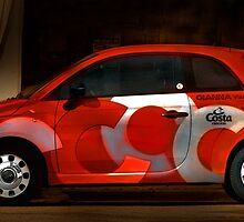 fiat 500 by JohnHDodds