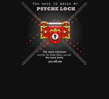 Ace Attorney - Psyche Locks T-Shirt