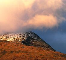 Ben More, Mull, Scotland by Tim Collier