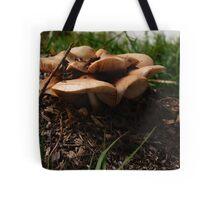 Mushroom Motel  Tote Bag