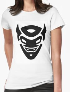 Iacon North Logo Womens Fitted T-Shirt