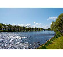 The River Ness: Inverness, Scotland Photographic Print