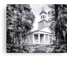 Saint Paul's Episcopal Church - Historic Augusta Georgia Canvas Print
