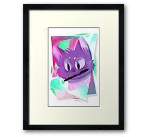 Modern artist Framed Print