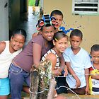 A Dominican Family by Susan  Morry
