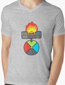 Moving Home Mens V-Neck T-Shirt