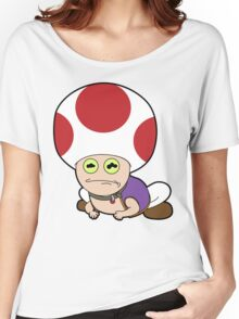 All Glory to Hypno Toad Women's Relaxed Fit T-Shirt