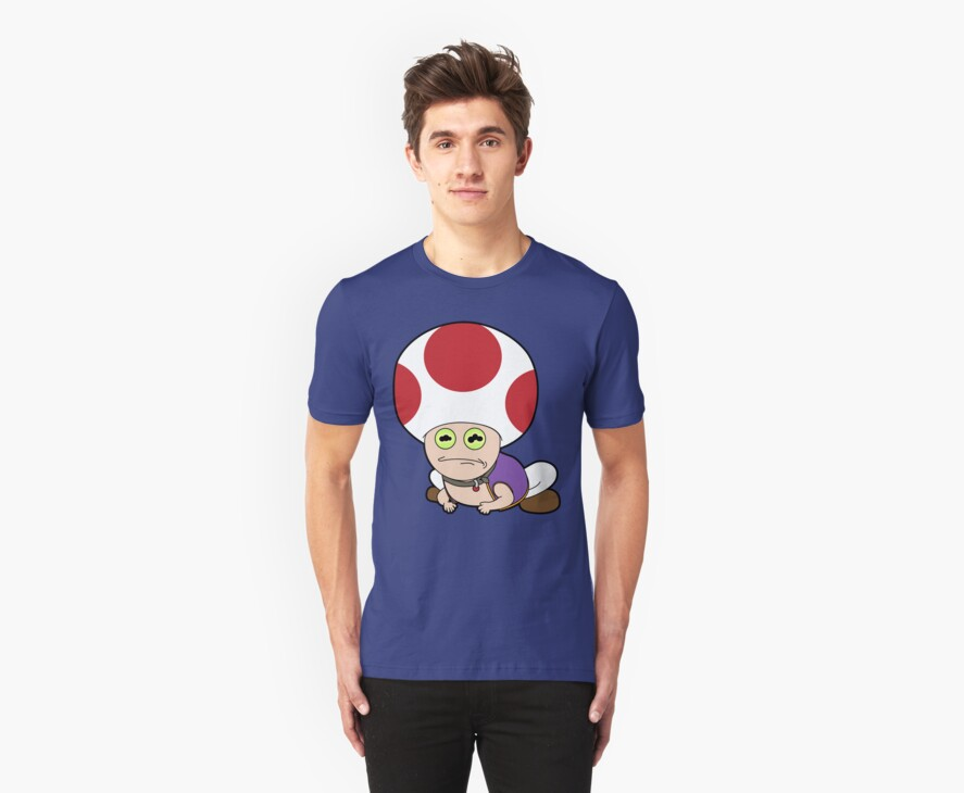 All Glory to Hypno Toad by D4N13L