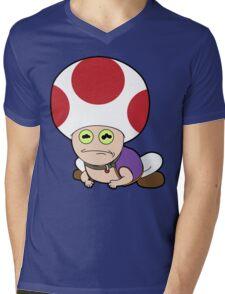 All Glory to Hypno Toad Mens V-Neck T-Shirt