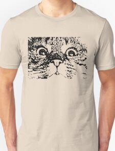 What do you mean I'm looking at you funny? Unisex T-Shirt