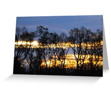 Sunrise 10  Greeting Card