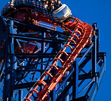 Pepsi Max Big One - First Drop by Nick Leech