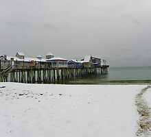 Old Orchard Beach, ME (best viewed larger) by quiltmaker