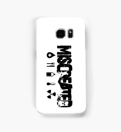 Miscreated Design 2 White (Official) Samsung Galaxy Case/Skin