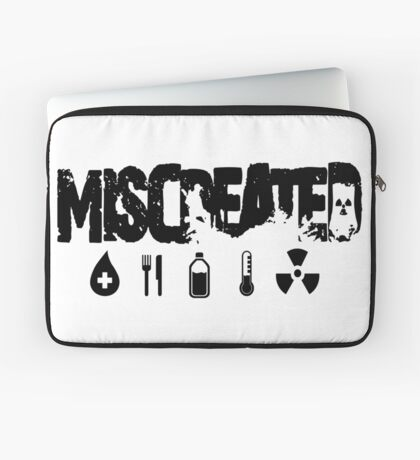 Miscreated Design 2 White (Official) Laptop Sleeve