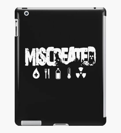 Miscreated Design 2 Black (Official) iPad Case/Skin
