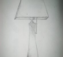 Inanimate Object- Drawing II by Aubrey Dunn