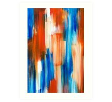 Rhythm Abstract Art Print