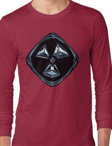 toxic chrome Long Sleeve T-Shirt
