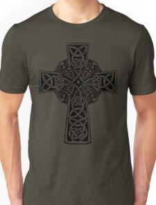 Irish Cross Unisex T-Shirt