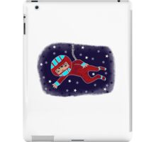 Red Suit Spacer - Beatrice Ajayi iPad Case/Skin