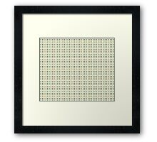 Cool Doted Art - 040 Framed Print