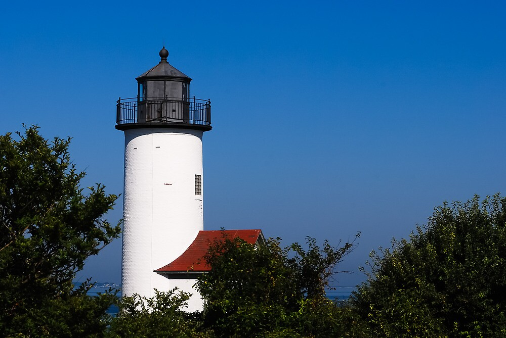 Annisquam Light - Gloucester, Massachusetts by Steve Borichevsky