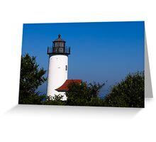 Annisquam Light - Gloucester, Massachusetts Greeting Card