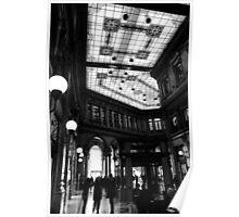 Rome - Galleria Alberto Sordi  Poster
