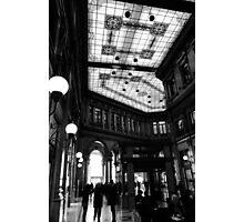 Rome - Galleria Alberto Sordi  Photographic Print