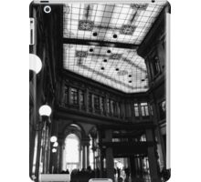 Rome - Galleria Alberto Sordi  iPad Case/Skin