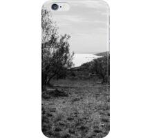Diamond Sea - Italian landscape  iPhone Case/Skin