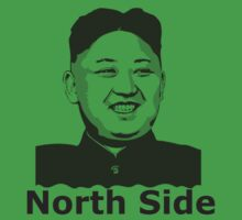 North Korea - North Side by brzt