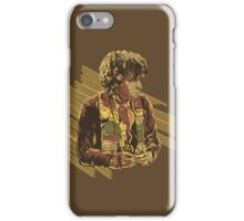 4th Doc and Scarf iPhone Case/Skin