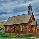 The Little Church by Phillip M. Burrow