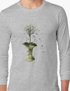 Forbidden Fruit Core - Tree-Shirt Long Sleeve T-Shirt