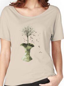 Forbidden Fruit Core - Tree-Shirt Women's Relaxed Fit T-Shirt
