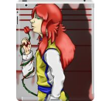 the fox thief iPad Case/Skin