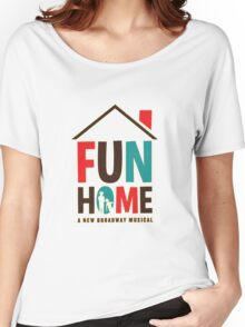 Fun  Logo Women's Relaxed Fit T-Shirt