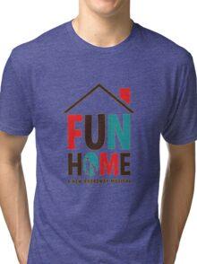 Fun  Logo Tri-blend T-Shirt