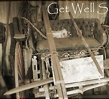 unrestored sulky get well soon card by sharpbokeh