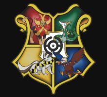 Hogwarts Pokémon by Al-King