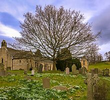 Easby Church by Ben Wilkinson