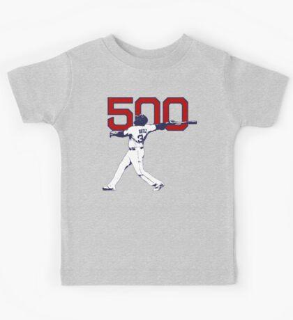 500 - David Ortiz Kids Tee