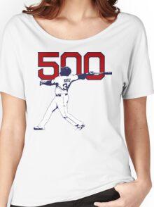 500 - David Ortiz Women's Relaxed Fit T-Shirt